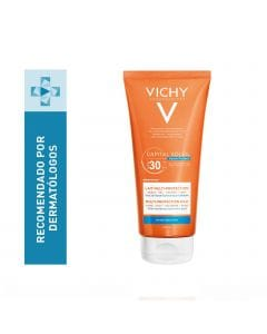 Vichy capital soleil spf 30+ beach protect 200