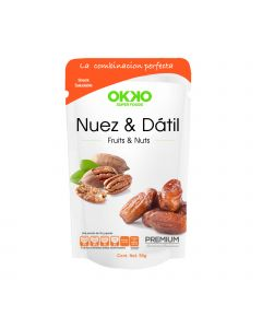 Okko super foods nuez-datil 50 g