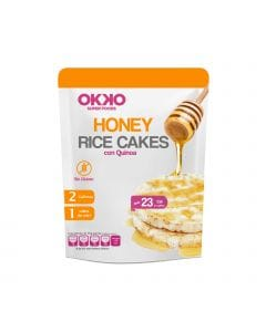 Okko honey rice cakes 32 gr