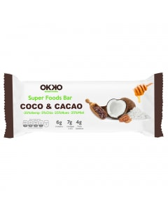 Okko super foods bar coco & coco 42g