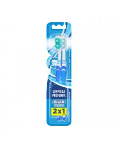 Cepillo dental oral-b complete no.40