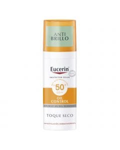 Eucerin Sun Face Oil Control FPS 50+  50ml