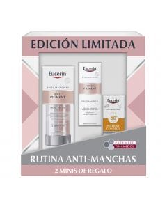 Pack AntiPigment Dual Serum+ Mini Día+Mini Sun