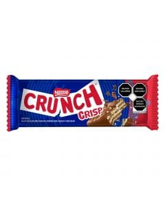 CHOCOLATE CRUNCH 50 G CRISP PZAS