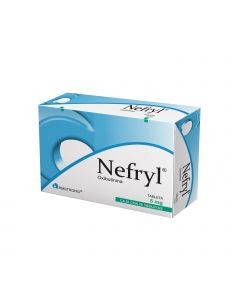 Nefryl 5 mg oral 30 tabletas