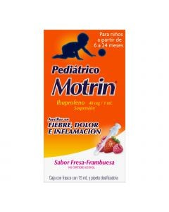 Motrin  ped oral 15 ml
