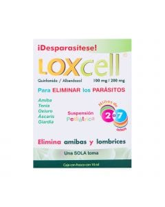 Loxcell 20/10mg  ped oral 10 ml