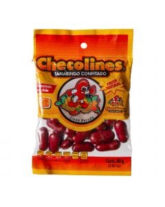 Checolines tamarindo 80 gr