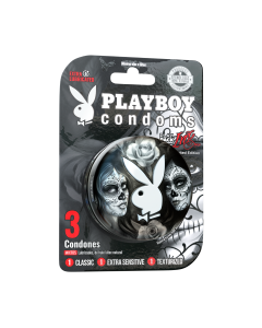 Preserv playboy play pack 3 blist