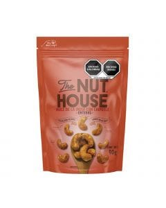 THE NUT HOUSE Nuez de la India chiopotle 90g