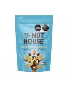 THE NUT HOUSE Mix de frutos nueces y semillas 90g