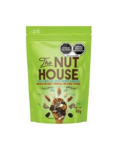 THE NUT HOUSE Mix de higo nueces coco y pasas 90g