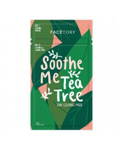 Facetory - Soothe Me Tea Tree
