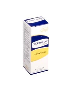 CLORAMFENI 5 G OFT 15 ML GTS   9603